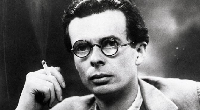 As portas da percepção – Aldous Huxley