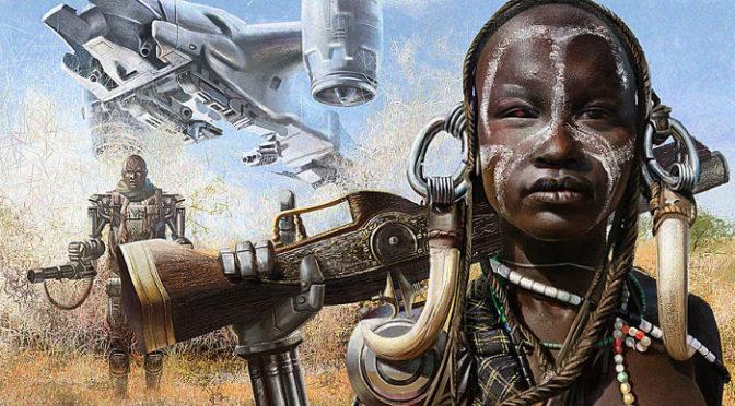 "Movimento estético multifacetado, afrofuturismo busca ""ocupar o futuro"""