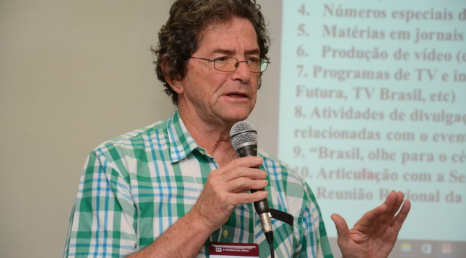 Ildeu Moreira: Por falta de visão, política e recursos, há muitos desafios para criar cultura científica