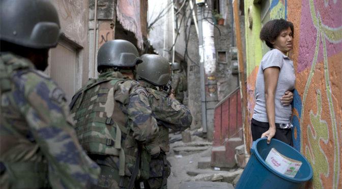 A violência de Estado nas periferias: genocídio físico, material e cultural