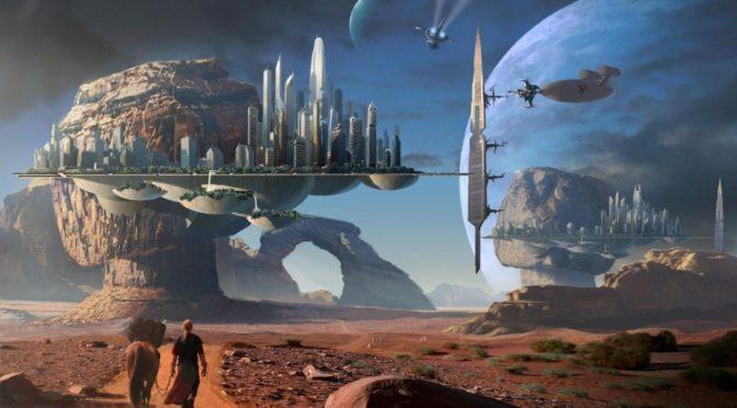 Idealizações, projetos e programas para a colonização sideral. O que pode haver de novo?