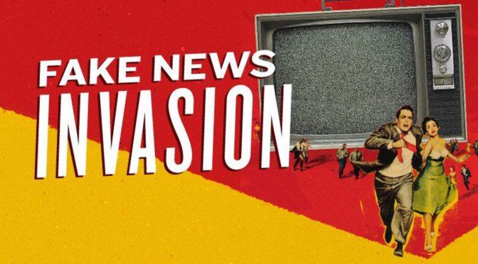 Notícia falsa e inadequação das mídias em lidar com ela não são novidade, novidade é a saturação de fake news