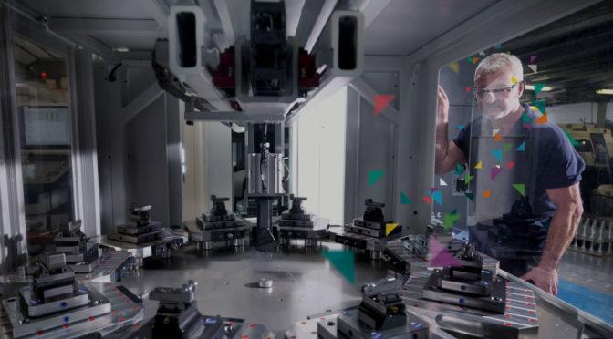A revolução das máquinas