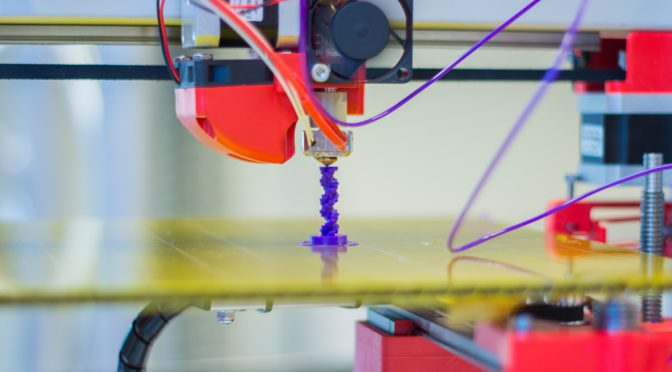 Manufatura aditiva: primeiras impressões 3D e o futuro da produção camada por camada