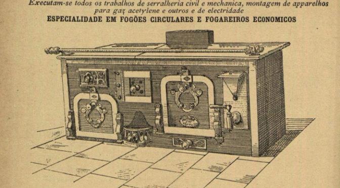 Modernidade em domicílio: a chegada do gás na casa paulistana