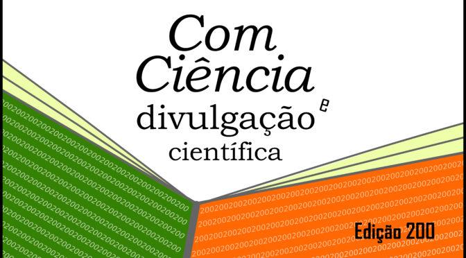 Revista <i>ComCiência</i> lança livro com seleção de textos sobre divulgação científica