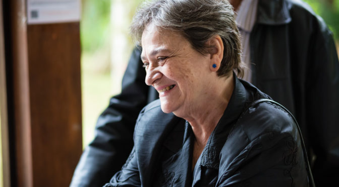 Graça Mascarenhas, jornalista da Fapesp, morre em São Paulo