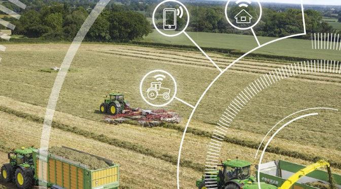 Robôs no campo: da plantação e monitoramento à mesa de casa