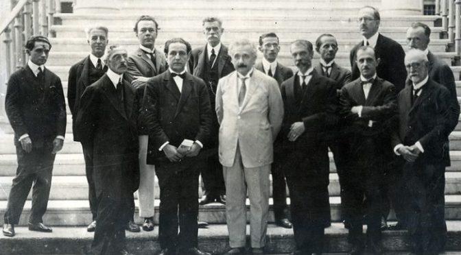 O eclipse de 1919 nos jornais: Einstein, Assis Chateaubriand e os cientistas brasileiros